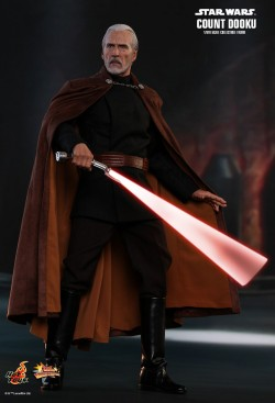 Hot toys Count Dooku