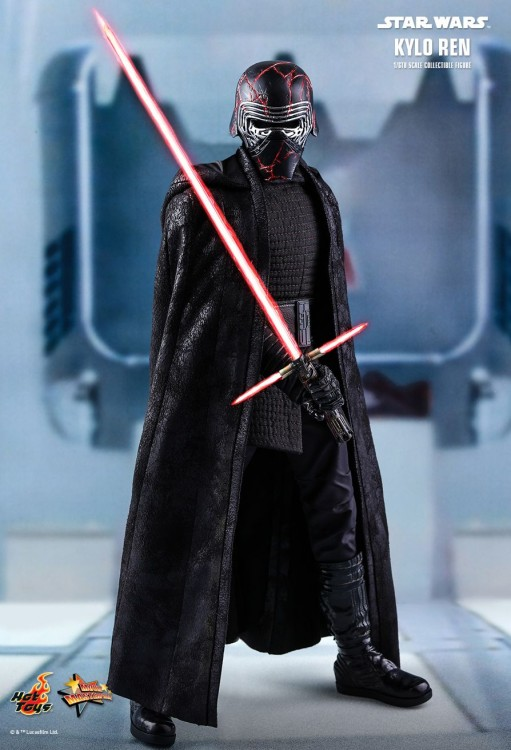 Hot Toys  Star Wars: The Rise of Skywalker Kylo Ren