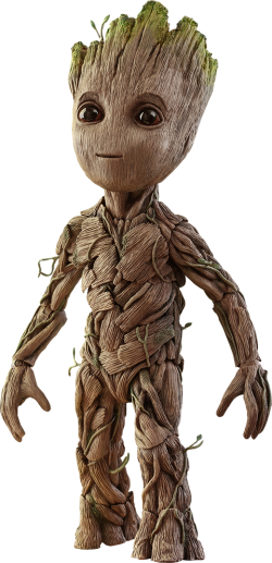Hot Toys Groot Life Size