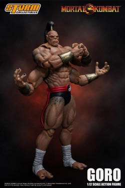 Storm Collectibles 1/12 Mortal Kombat Goro