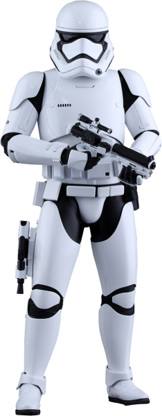 Hot Toys The First Order Stormtrooper