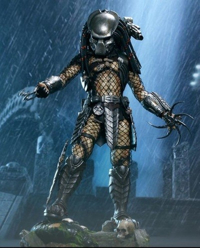 Hot Toys Ancient Predator 2014 Exclusive