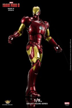 Iron Man 1/9 Mark III