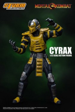 Storm Collectibles Cyrax