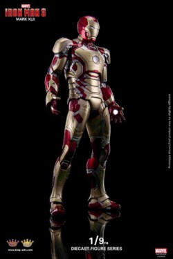 Iron Man 1/9 Mark 42