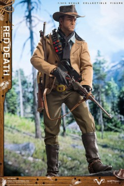 Virtual Toys Wilderness Rider 1:6 (Red death)