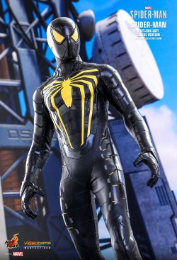 Hot toys  Spider-Man (Anti-Ock Suit) Deluxe