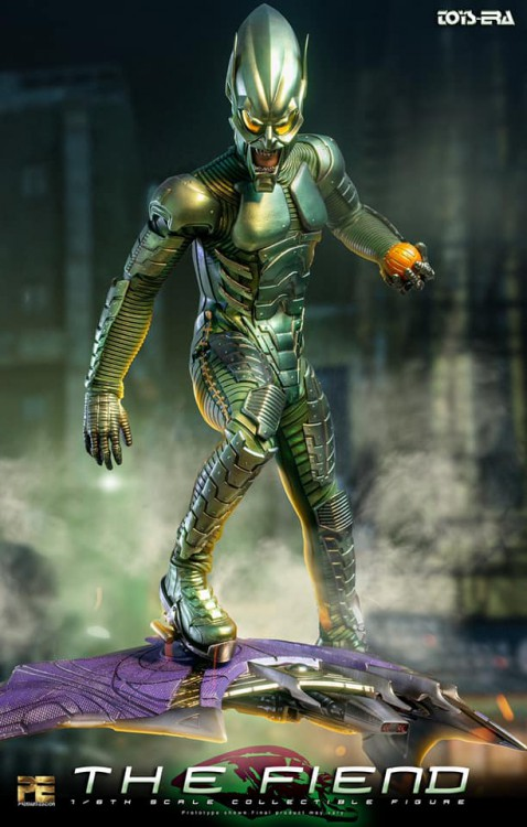 The Fiend (Green Goblin) Deluxe