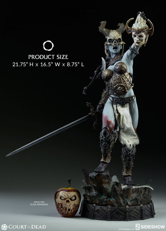 Sideshow Collectibles Kier: Death's Warbringer