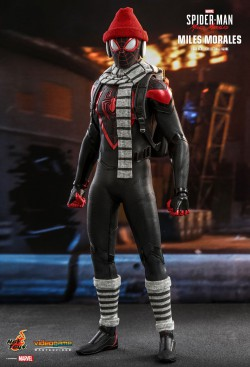 Hot toys VGM Miles Morales