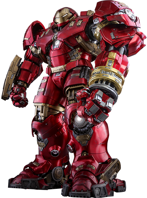 Hot toys Hulkbuster (Deluxe Version)