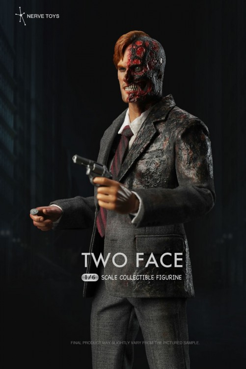 Nerve Toys Two Face