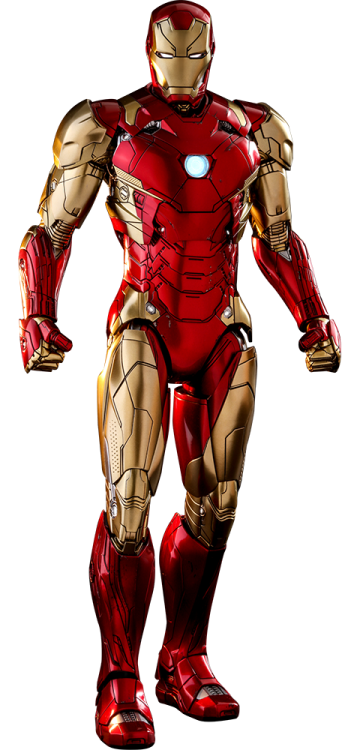 Hot toys Iron Man Mark XLVI (Concept Art Version)