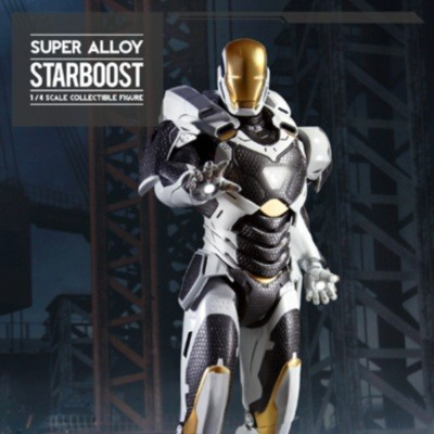 Super Alloy Starboost