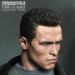 Hot Toys Terminator T800 judgement Day Version