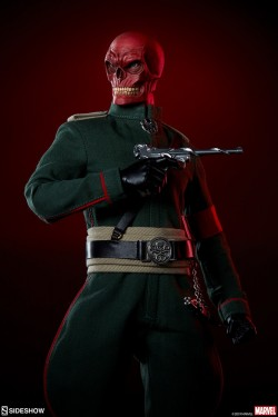 Sideshow Collectibles Red Skull