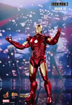 Hot Toys Iron Man Mark IV (Diecast)