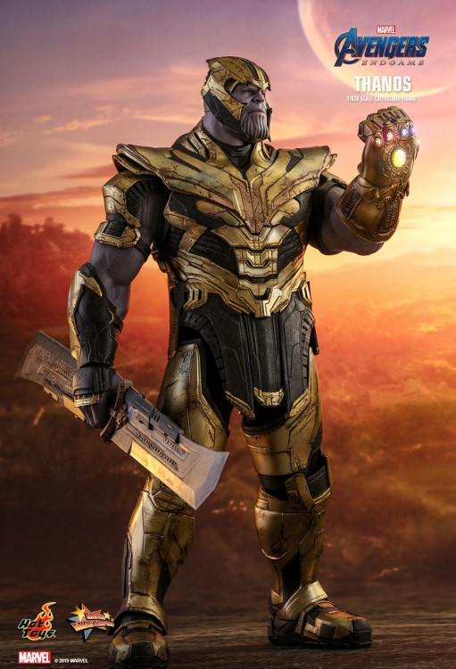 Hot Toys Infinity War Endgame Thanos