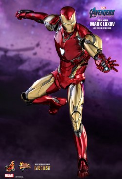 Hot toys Infinity war Iron Man Mark LXXXV