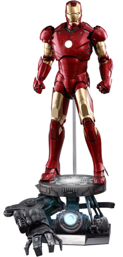 Hot Toys Iron Man mark 3 1/4 scale