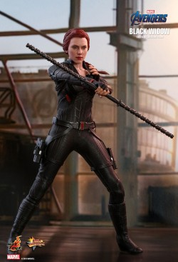 Hot Toys Black Widow Infinity war