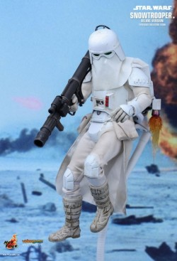Hot Toys Snowtrooper Deluxe version