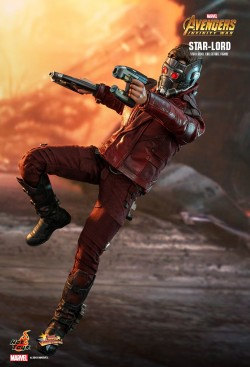 Hot toys Star Lord Avengers Infiity war