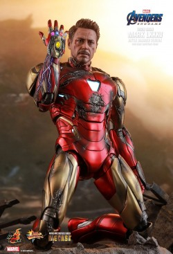Hot toys Endgame Iron man Mark LXXXV