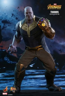 Hot Toys infinity war Thanos figure