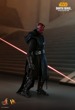 Hot toys  Darth Maul in Solo: A Star Wars Story