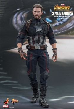 Hot Toys Infinity War Caotain America