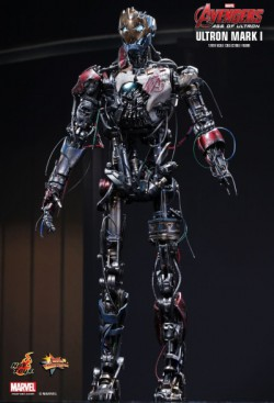 Hot Toys Altron Mark I