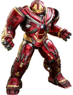Hot Toys power pose Hulkbuster