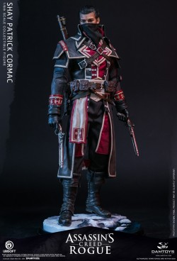 Damtoys Shay patrick Cormac Assassin's Creed Rogue