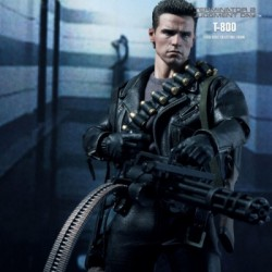 Hot toys Terminator T800 Dx