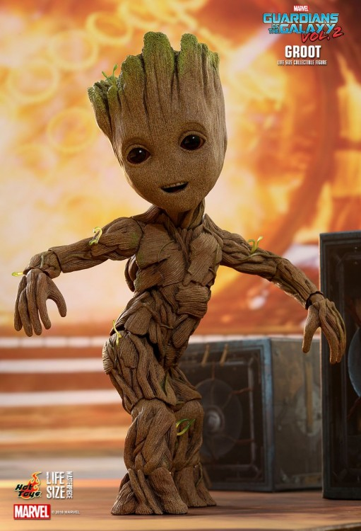 Hot toys Groot 2 life Size 1/1